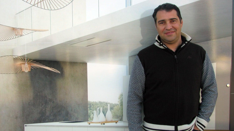 Jean-Pierre Piovera, dirigeant de Zecchinon concept store Marseille