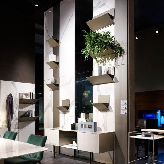 Mur magnétique Ronda salon