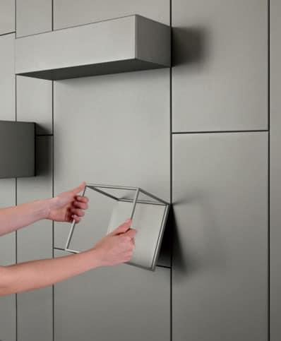 Mur magnétique Ronda cuisine salon